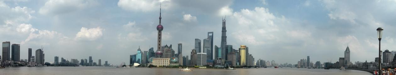 Lueder in Shanghai